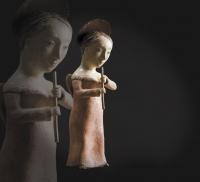 Глиняная фигурка