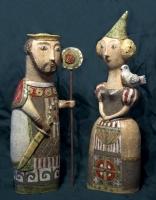 Керамические статуэтки